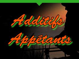 Additifs Appétants